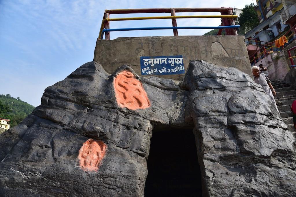 Dev Prayag - Hanuman Gufa