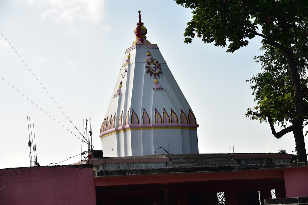 Chandi temple at Haridwar