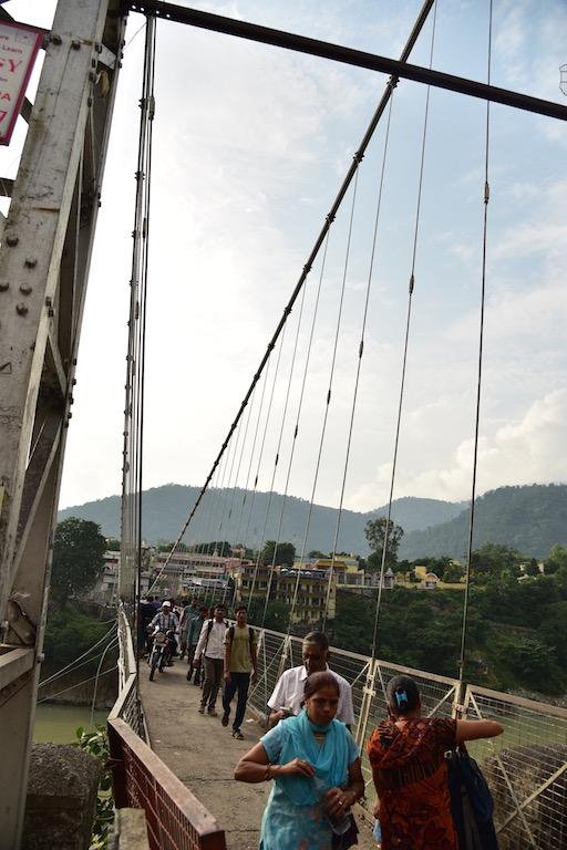 Lakshman Jula bridge @ Rishikesh