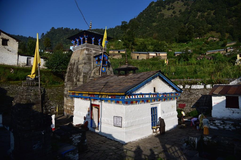 TriyugiNarayan temple